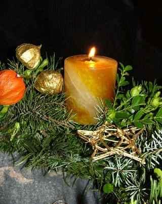wünscht allen Besucherinnen und Besuchern einen schönen 1. Advent ...